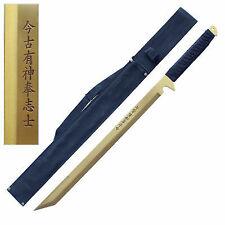 Gold Ninja Sword