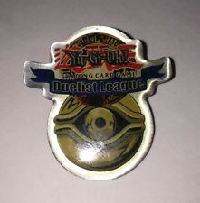 YU-GI-OH! Trading Card Game Duelist League Pin NEW Package No Tags Collectible