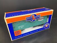 G Scale Lionel Trains, Reefer Boxcar With Opening Doors, Amazing Details!