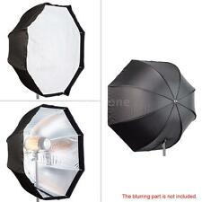 "120cm/48"" Octagon Umbrella Softbox Diffuser Reflector fr Photo Studio Flash U6P8"