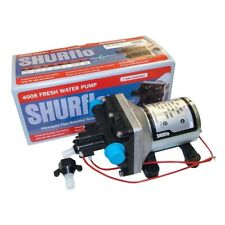 Shurflo 12v Caravan/ Camper Water Pump and Twist on Filter