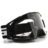 Goggles Clear Lens Glasses Off-Road Racing Motocross ATV Motorcycle Adjustable