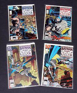 Batman #417-419 Set #417 Signed w/COA Mike Zeck Intro & 1st App KG Beast 1988