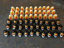 60 Bride & Groom Rubber Ducks - 30 Sets