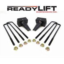 """ReadyLift 66-2024 4"""" Tapered Lift Blocks 2011-2018 Ford F250-F450 Super Duty"""