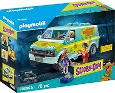 Playmobil 70286 Scooby Doo Mystery Machine 3x Figures Set New Kids Playset Toy