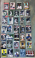 Sammy Sosa 34 Card Lot - 3 Rookie Cards 24 Base + 7 Insert, Cubs, MVP, Top 10 HR