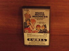 MARX MOVIE MADNESS : ( On The Radio ! ) : Cassette : CMR-1097  - C-64