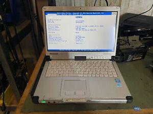 Panasonic Toughbook CF-C2 i5-4300U 1.9GHz 4GB RAM  NO HDD CF-C2CCAZXCM LAPTOP