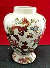 """Masons Mason's """"Mandalay Red"""" Tokyo Vase (NO LID) 18cm TALL"""
