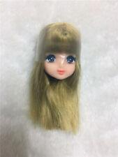LICCA head with long hair Girls Kids