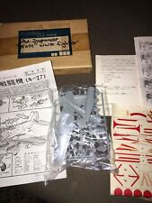 """Japanese """"Nate� Wwii Fighter 1:72"""
