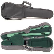 Bobelock 1007SV Shaped Violin Case: Green Velvet Interior & Suspension