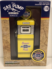 Super Chevrolet Service Vintage Gas Pumps S- 6 1:18 Scale Greenlight