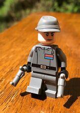 LEGO STAR WARS ADMIRAL PIETT GENUINE MINIFIGURE ONLY FROM Set# 10221 SUPER RARE