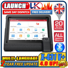 SALE! LAUNCH X431 V+ BT FULL System Scan Tablet Kit PK AUTEL Maxisys PRO MS906BT