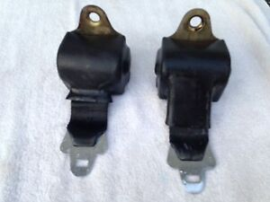 SET OEM truck seat belt mopar dodge chrysler plynmouth ase 471422