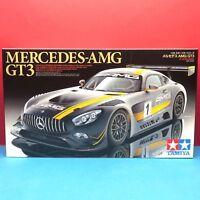Tamiya 1/24 Mercedes Benz AMG GT3 model kit #24345