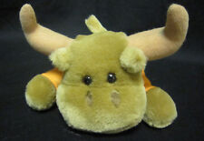 """It's All Greek To Me 9"""" longhorn with University of Texas t shirt"""