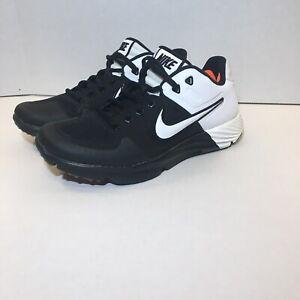 New Nike Alpha Huarache Elite 2 Turf Softball Shoes Women's Size 7.5 BQ4164-003