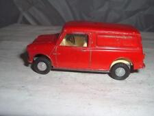 SPOT ON TRI-ANG #210 MORRIS MINI VAN ROYAL MAIL NEEDS NEW TRANSFERS SCALE 1/42