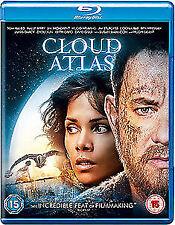Cloud Atlas Blu-RAY NEW BLU-RAY (1000369605)