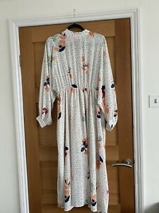 Womens George Asda Floral Dress Size 12