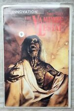 VAMPIRE LESTAT #9 ANNE RICE INNOVATION 1990 HORROR COMIC BLOOD SUCKERS SCARCE X