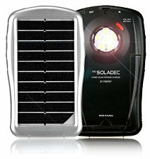 Brand New SOLADEC Hybrid Solar Powered  Charger Misemet SD4000LP Portable Bank