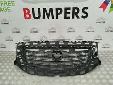 VAUXHALL INSIGNIA 2008 - 2012 GENUINE FRONT BUMPER UPPER RADIATOR GRILL 13238420