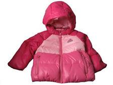 Cappotto di inverno rosa per bambine dai 2 ai 16 anni