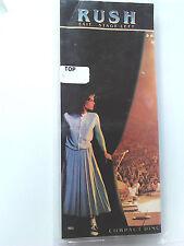 Rush ~ EXIT STAGE LEFT ~ cd 1981/87 NEW LONGBOX(long box) Geddy Lee.Alex Lifeson