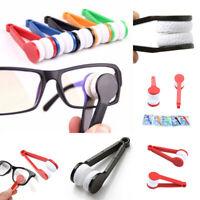 3X Lens Microfibre Micro Fibre Optic Cleaner Glasses Spectacles Eyeglasses Re