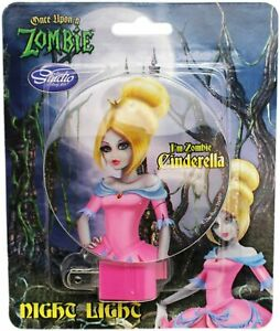 Once Upon a Zombie Cinderella Zombie Shade Kids Night Light