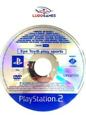 Eye Toy Play Sports PAL/EUR PS2 Promo Playstation Videojuego Videogame Mint St