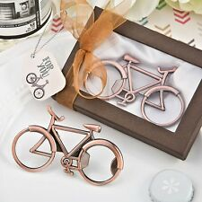 BOMBONIERA stappa bottiglie apribottiglie forma bicicletta bici cod 1994