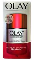 Olay Regenerist Micro Sculpting Anti-Aging Wrinkle Relaxing Cream, 1.7 oz
