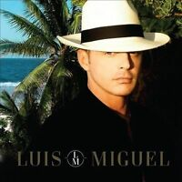 CD LUIS MIGUEL 2010 MISMO NOMBRE BRAND NEW SEALED SELF TITLED SAME NAME