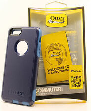 OtterBox Commuter 2-Layers Hard Shell Case for iPhone 6 iPhone 6s (Navy Blue)