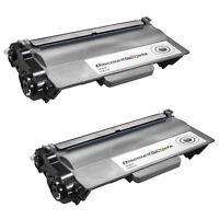 2PK TN750 Toner Cartridge for Brother TN-750 BLACK HY HL-5450 HL-5470 HL-6180DWT