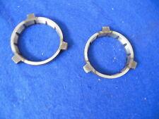 New SC Spares 3/4th Gear Steel Synchro Baulk Rings Austin Healey 3000 BJ8 202010