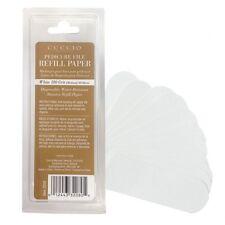 Cuccio Pedicure File Refill Paper - White 180 Grit (Medium) 50 Sheets