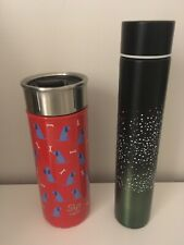 sip by swell travel mug and Thin Stainless Steel Flask