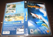 Wipeout Pure (Sony PSP, 2005) Case