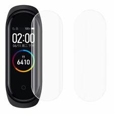 2x Pellicola trasparente protezione schermo per Xiaomi Mi Band 4 SmartWatch