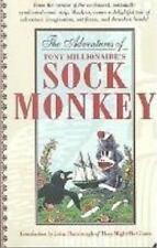 The Adventures of Tony Millionaire's Sock Monkey-ExLibrary