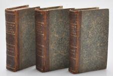 """L.Ariosto """"L'Orlando furioso"""" 3 volumetti 1822-1823 Ed.Nicolò Bettoni L166"""