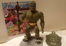 Maîtres de l/'univers Masters of the Universe Mossman LOOSE Figure Stand//Base