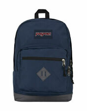 JANSPORT CITY SCOUT BACKPACK UNISEX -NAVY/GREY - BRAND NEW