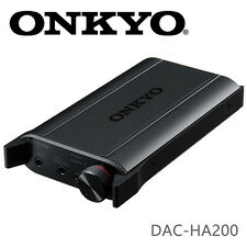 ONKYO Sound JAPAN DAC-HA200 Headphone Amplifier 2018y